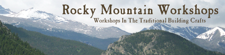 Rocky Mountain Workshops Raising